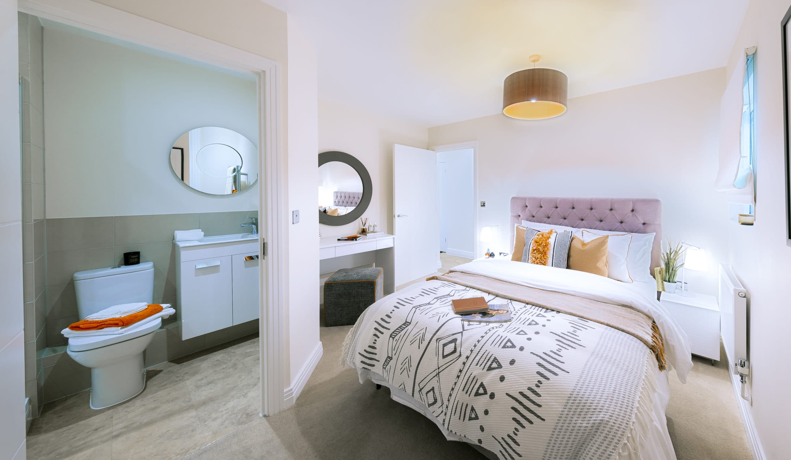 Show home photography at SO Resi Times Square - Shared Ownership homes available on Share to Buy