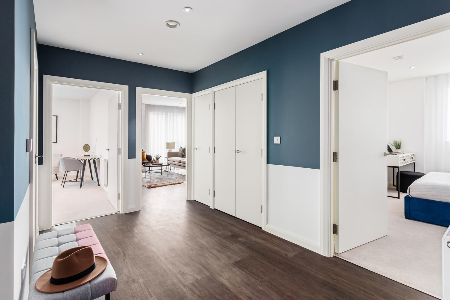 Internal photography of BeWest's Waterside Heights - Shared Ownership homes available on Share to Buy
