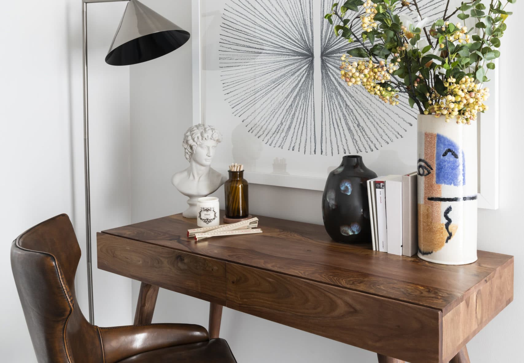 Seven interior design tips from INVESTA - decorating a new build Shared Ownership or Help to Buy home