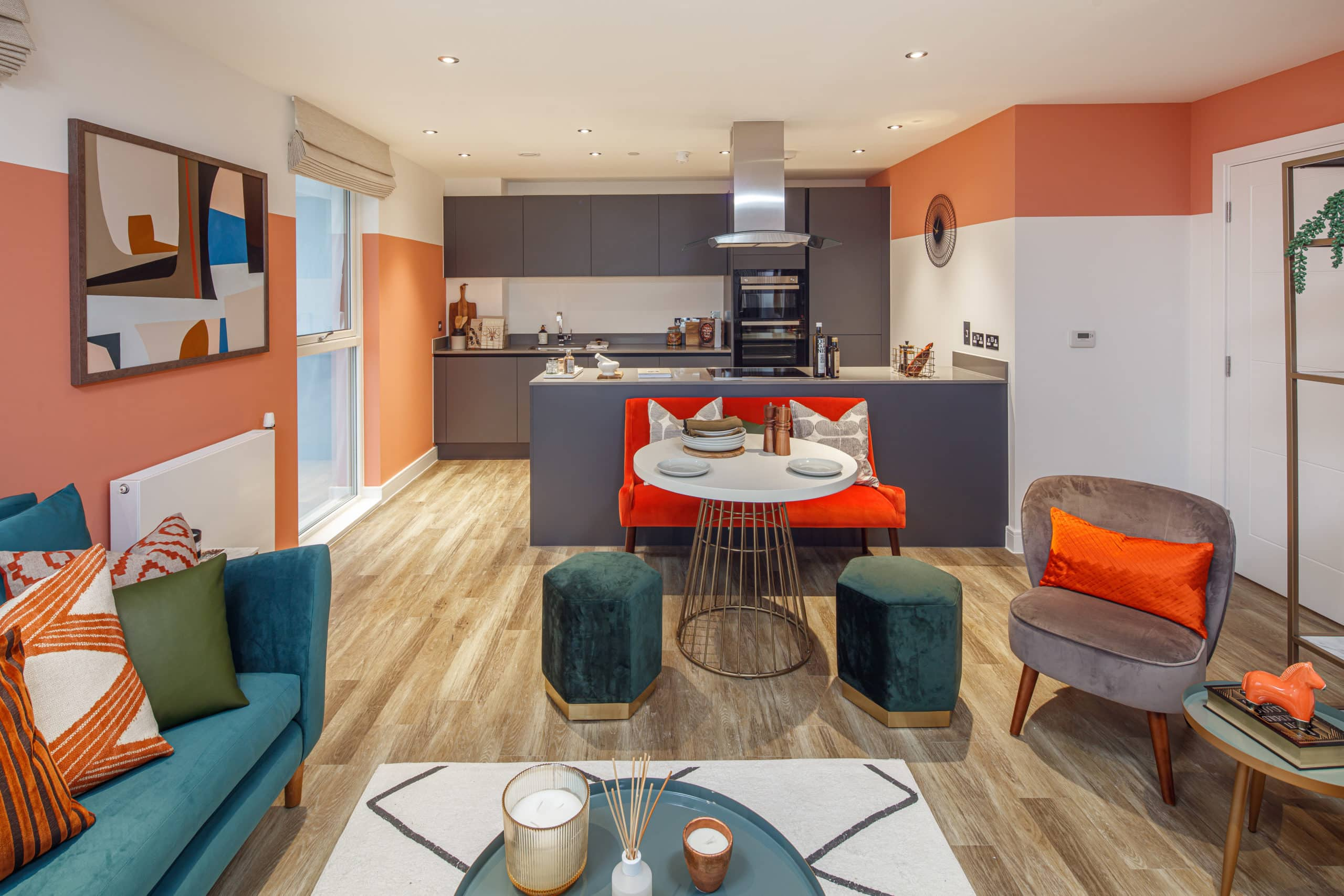Kitchen at The Chain by L&Q - Shared Ownership & Help to Buy available on Share to Buy