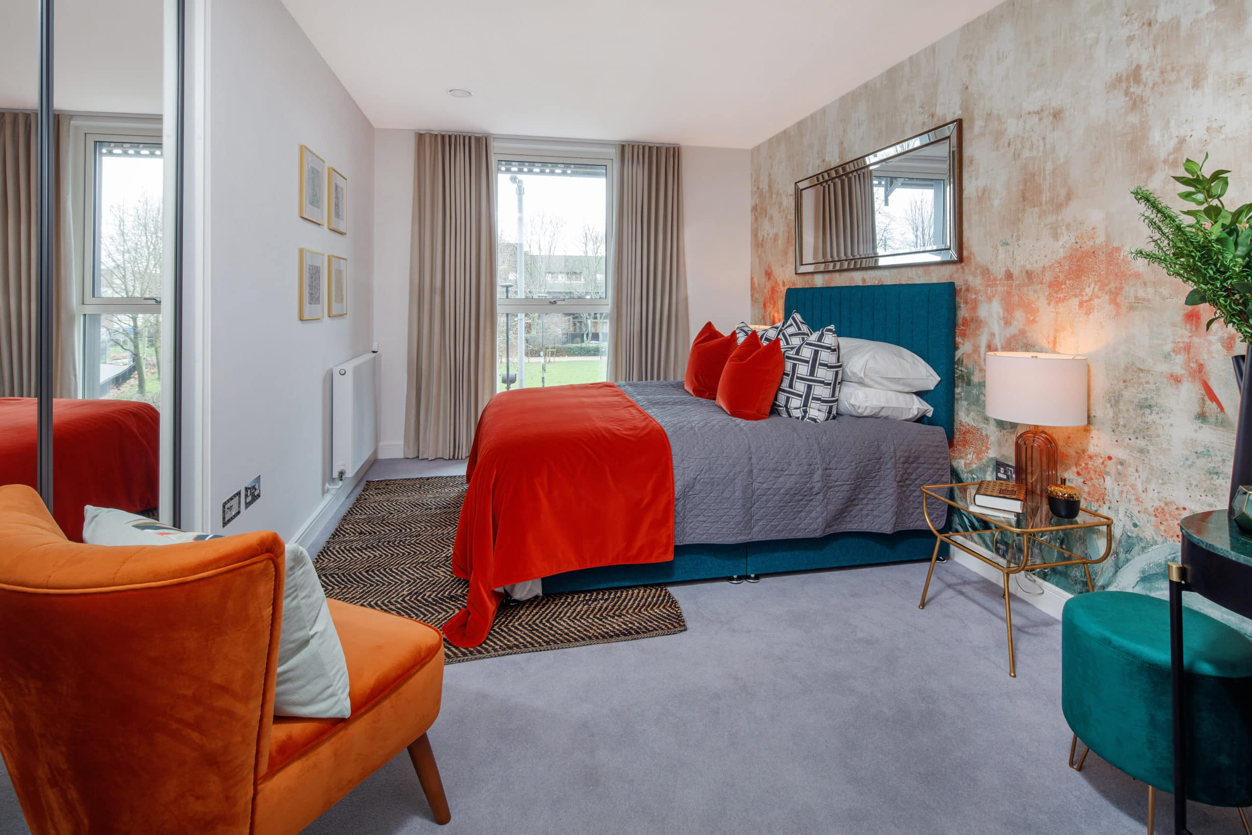 Bedroom at The Chain by L&Q - Shared Ownership & Help to Buy available on Share to Buy