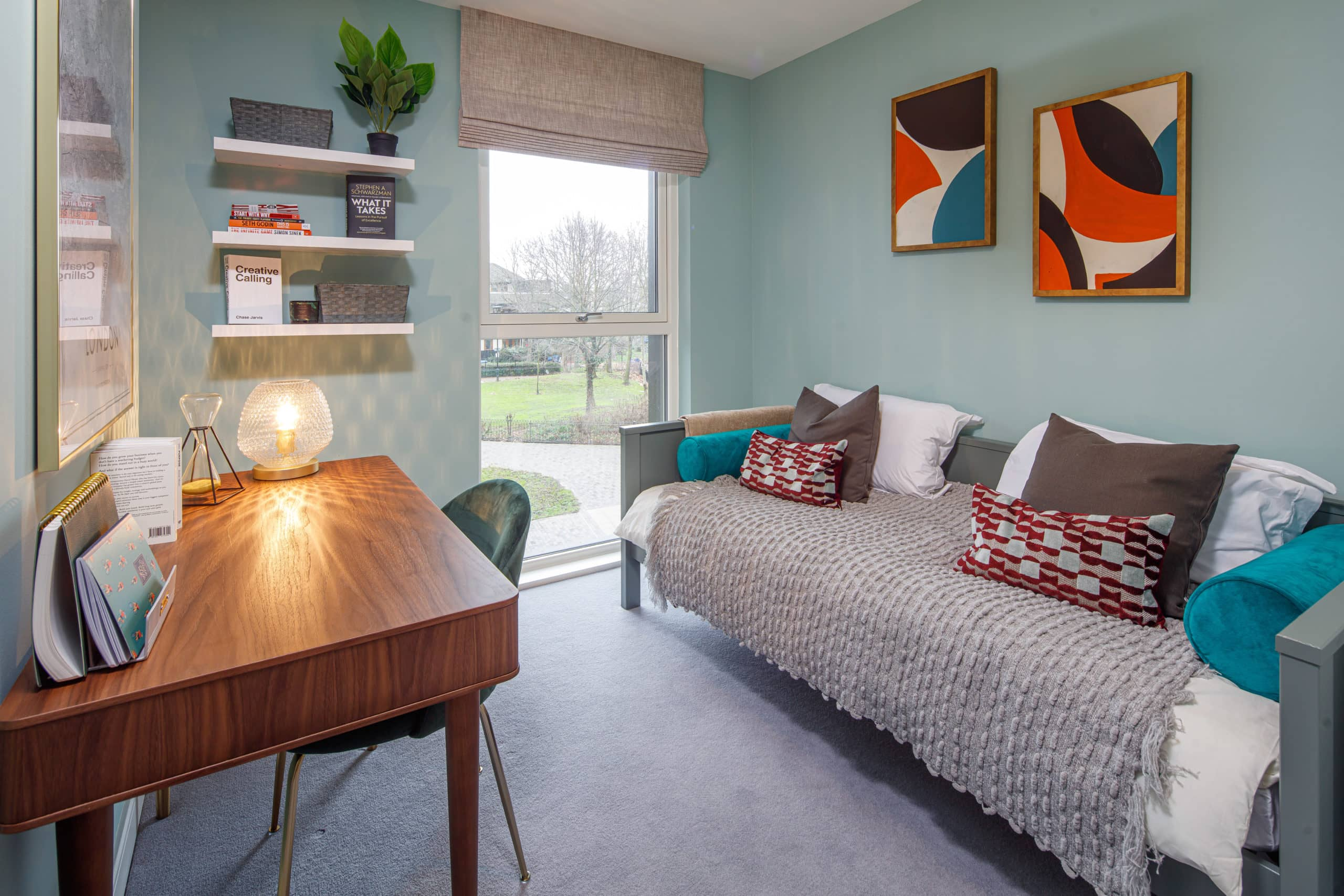 Home office at The Chain by L&Q - Shared Ownership & Help to Buy available on Share to Buy