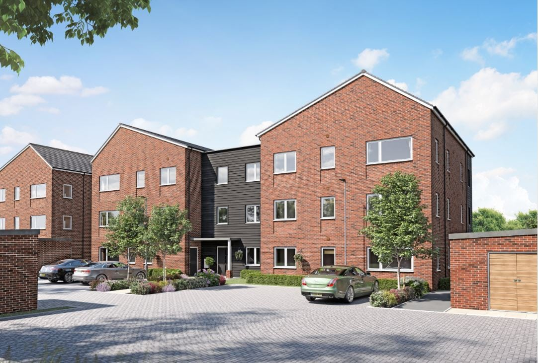 Willow Place by St Arthur Homes - available on Share to Buy