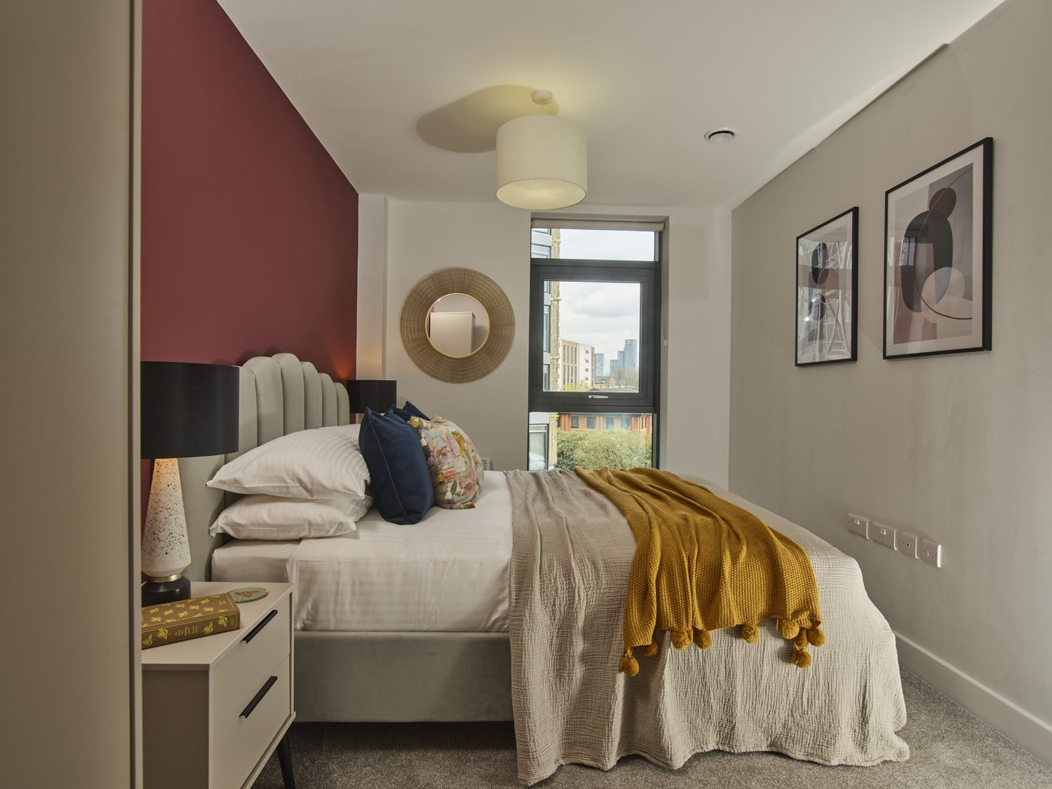 Internal photography of Clarion's Amplify Apartments - Shared Ownership and Help to Buy homes available on Share to Buy