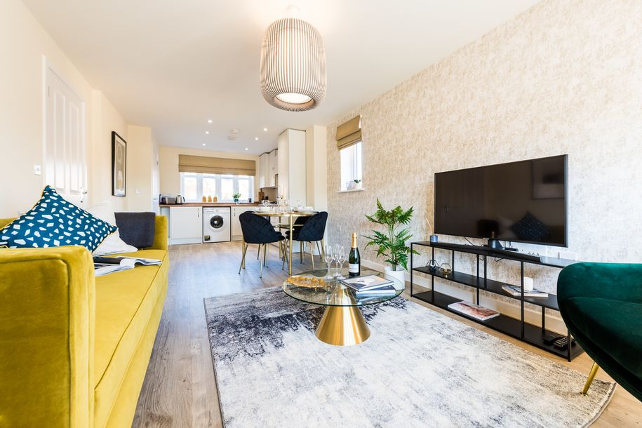 Internal photography of L&Q at Willoq Grove - Shared Ownership homes available on Share to Buy