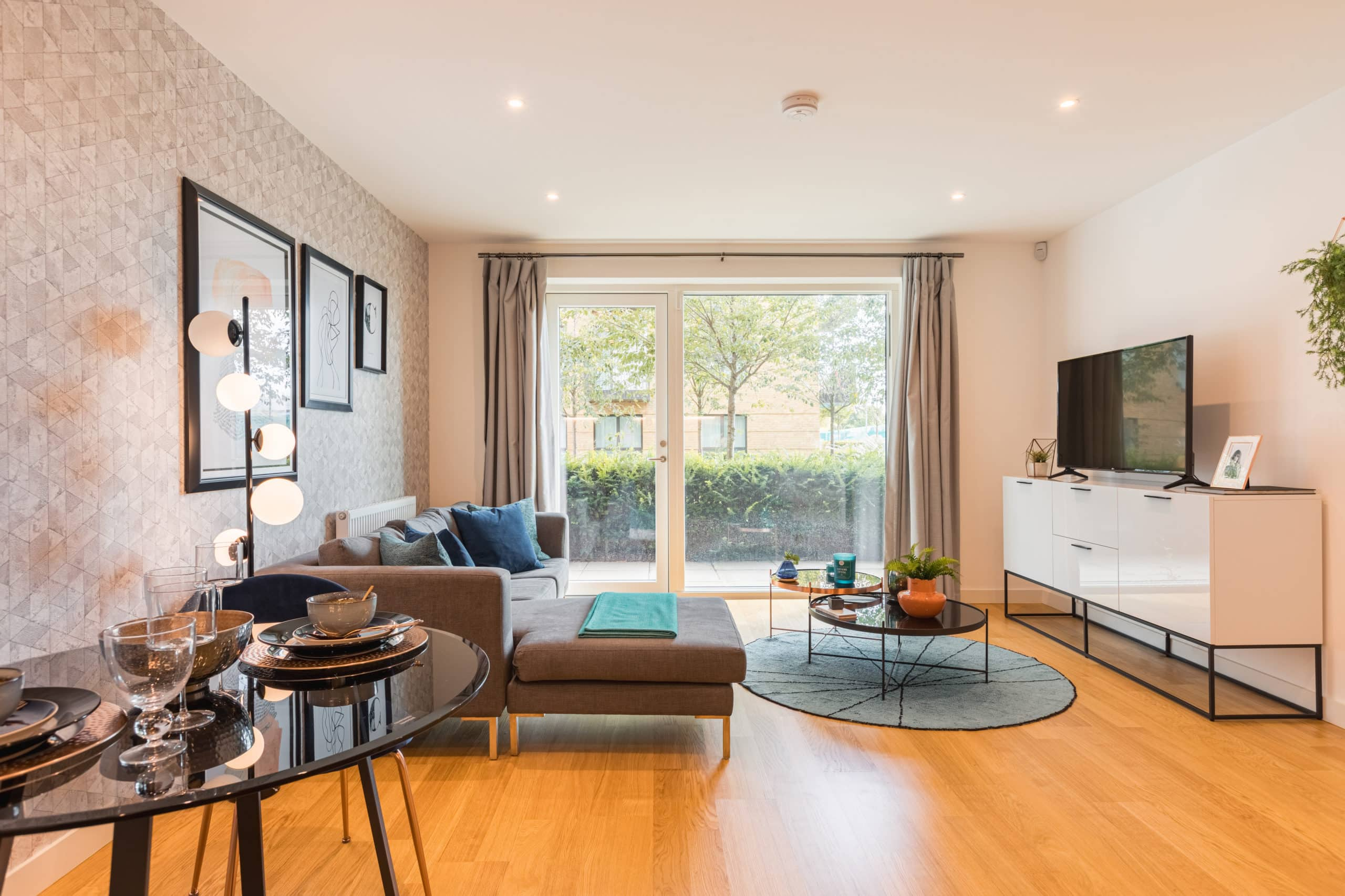 Interior show home photography of Catalyst's ARRO development - Shared Ownership and Help to Buy homes available on Share to Buy