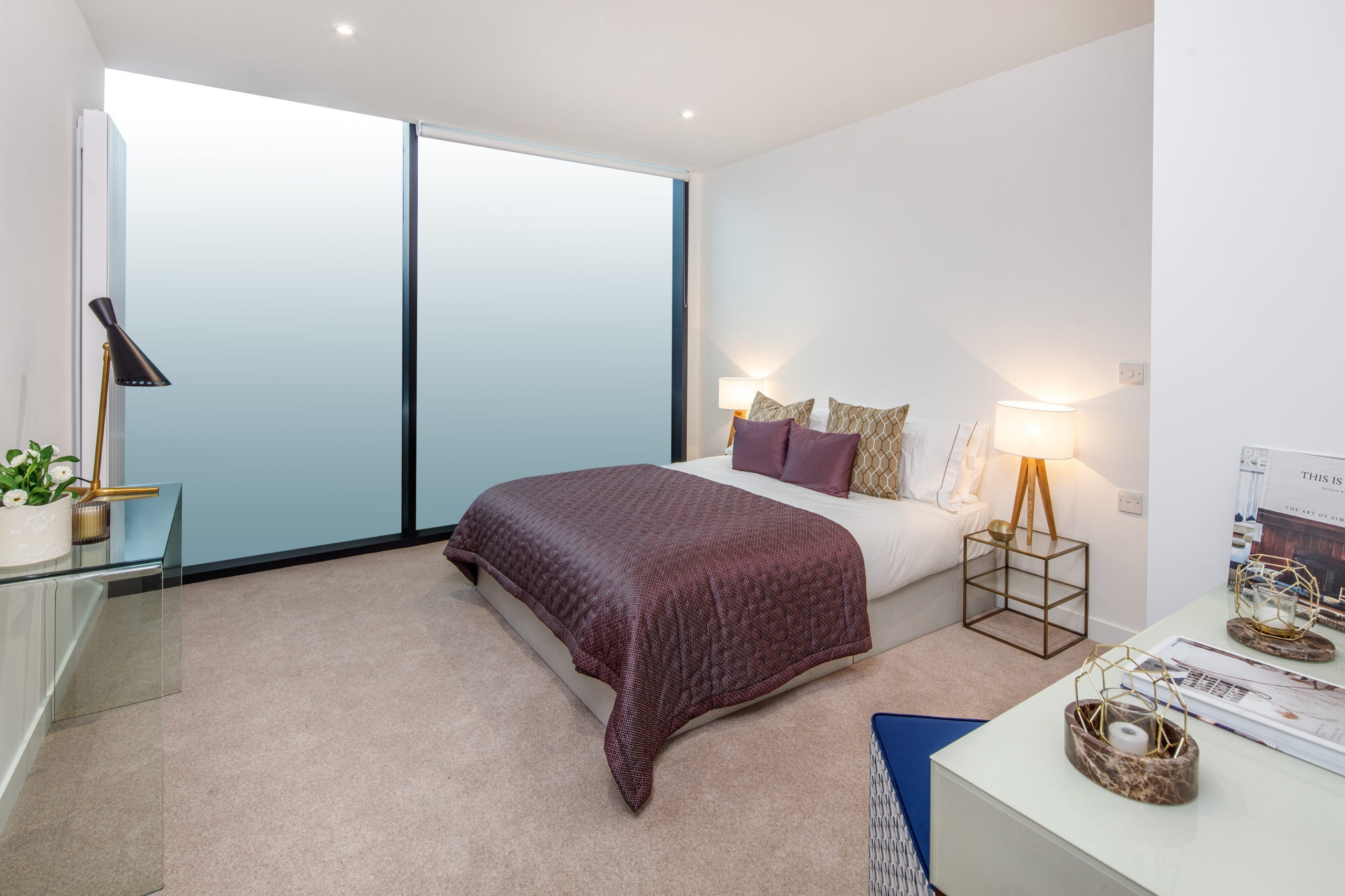Interior show home CGI of L&Q at Queens Quarter development - Shared Ownership and Help to Buy homes available on Share to Buy