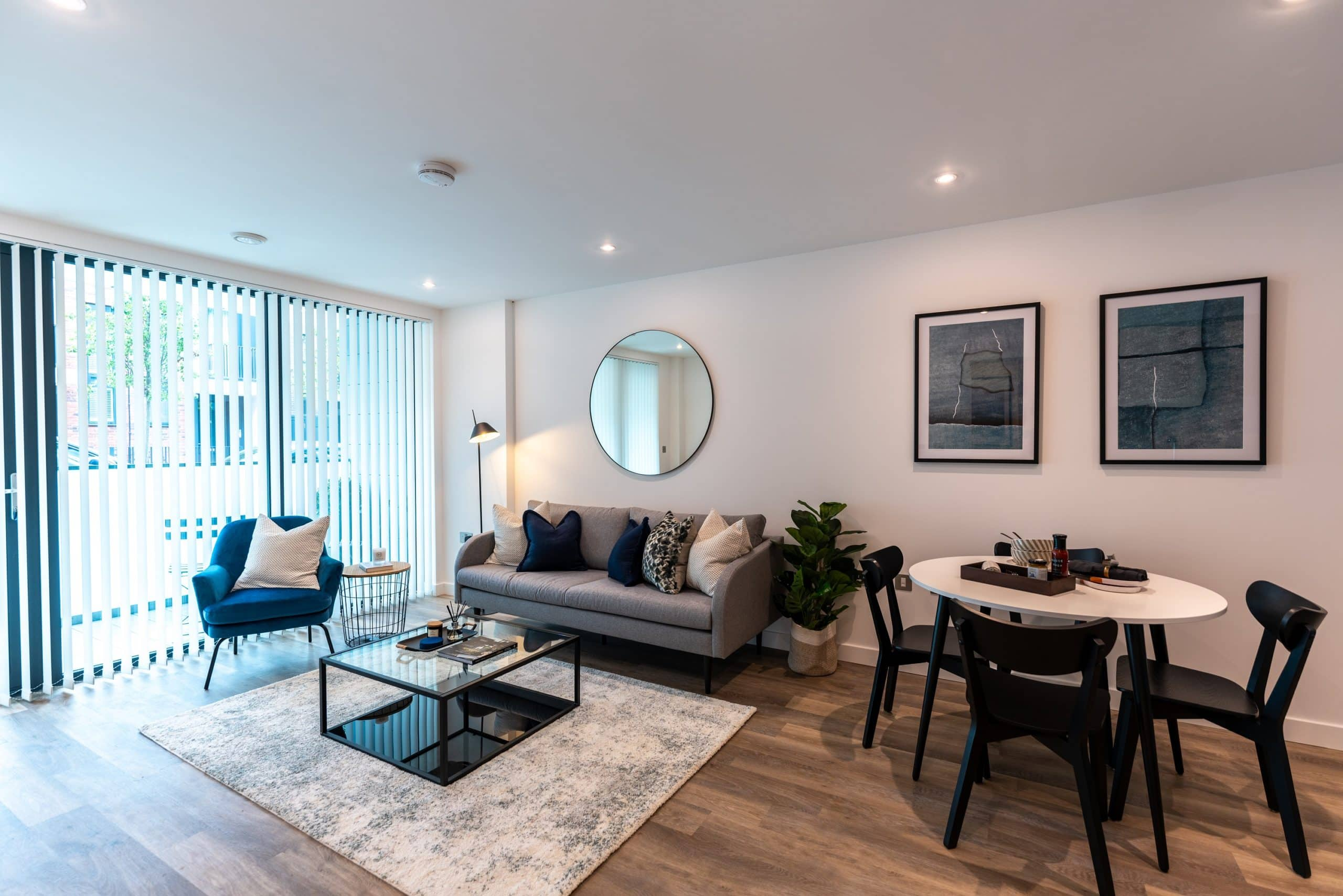 Internal show home photography of L&Q at Greenwich Square - Shared Ownership homes available on Share to Buy