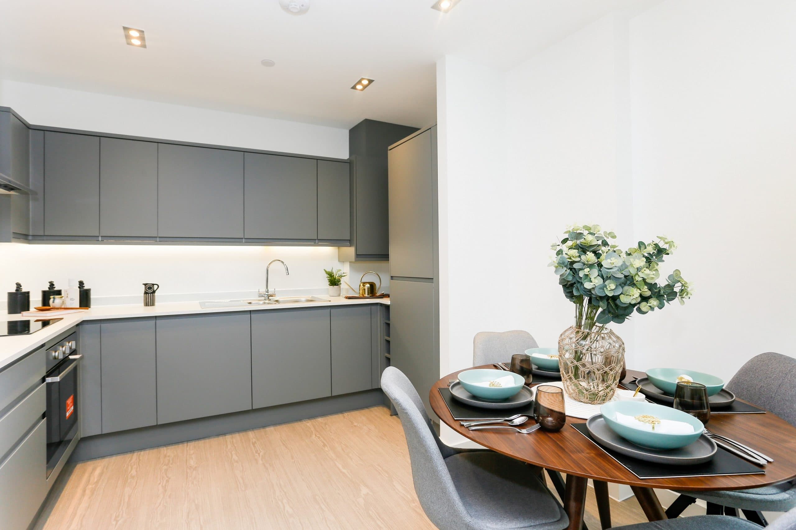 Internal show home photography of Red Loft's Centenary House - Help to Buy homes available on Share to Buy