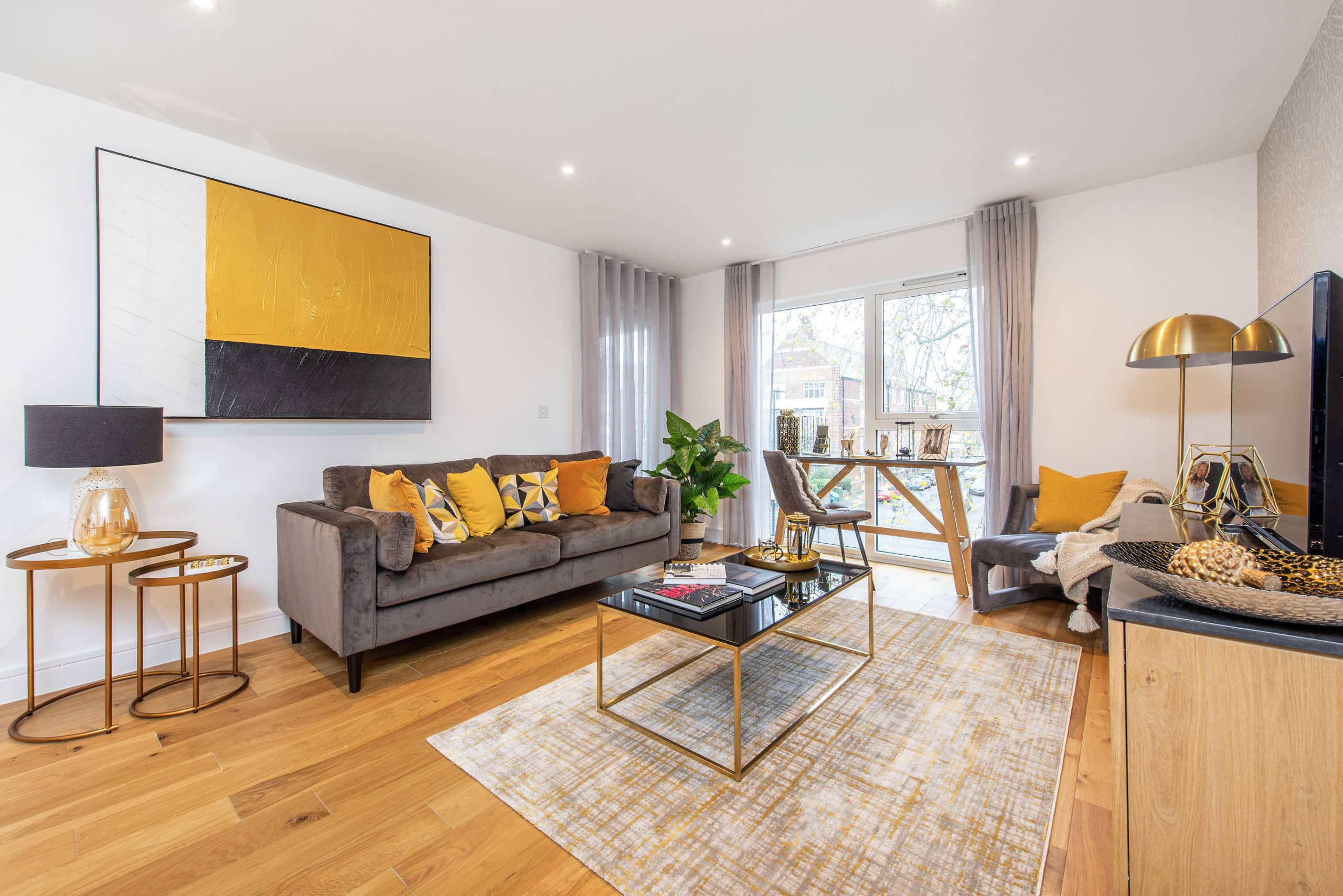 Internal show home photography of SO Resi's Clapham Park - Shared Ownership homes available on Share to Buy
