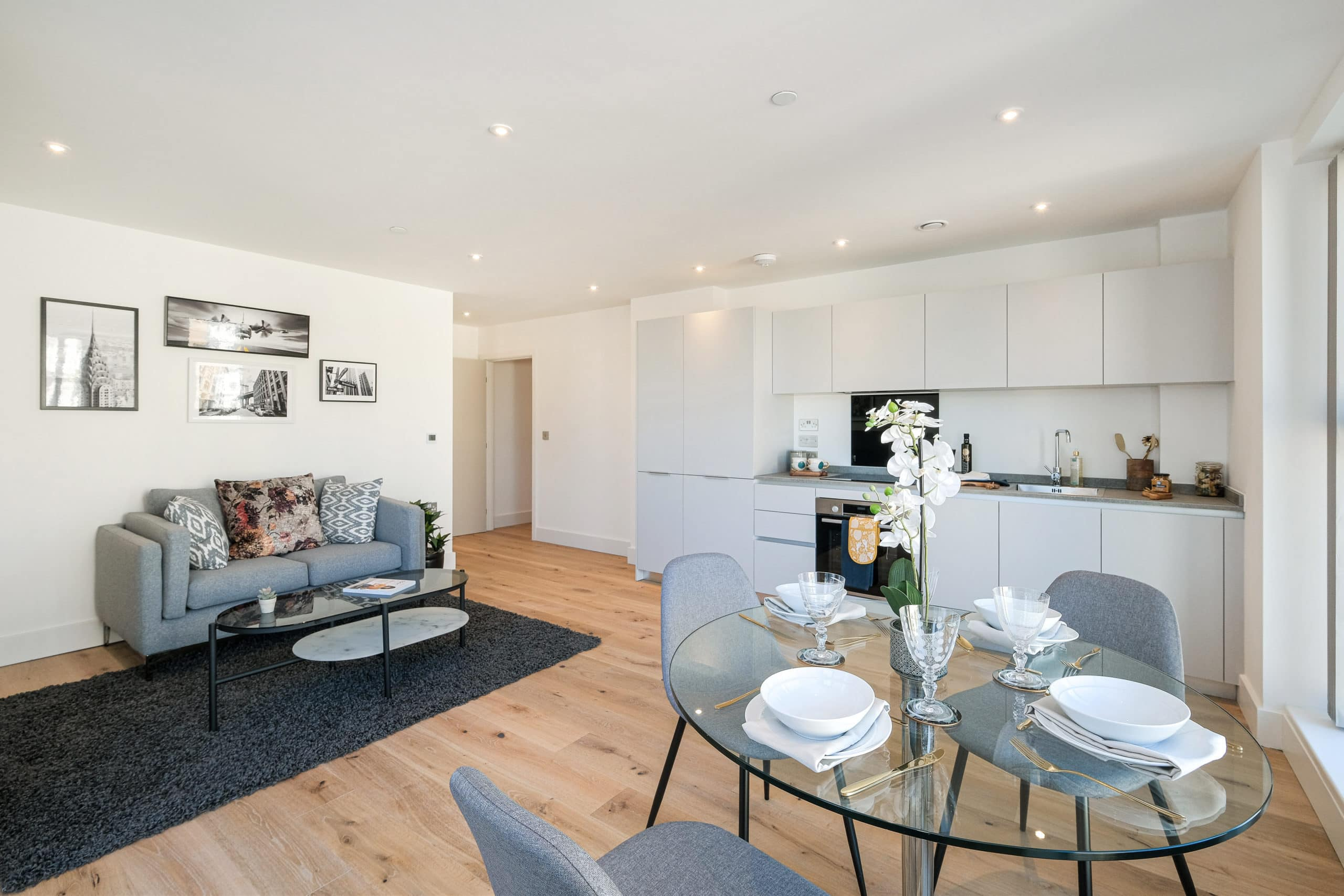 Internal photography of Latimer Homes' Waterfront - Shared Ownership homes available on Share to Buy