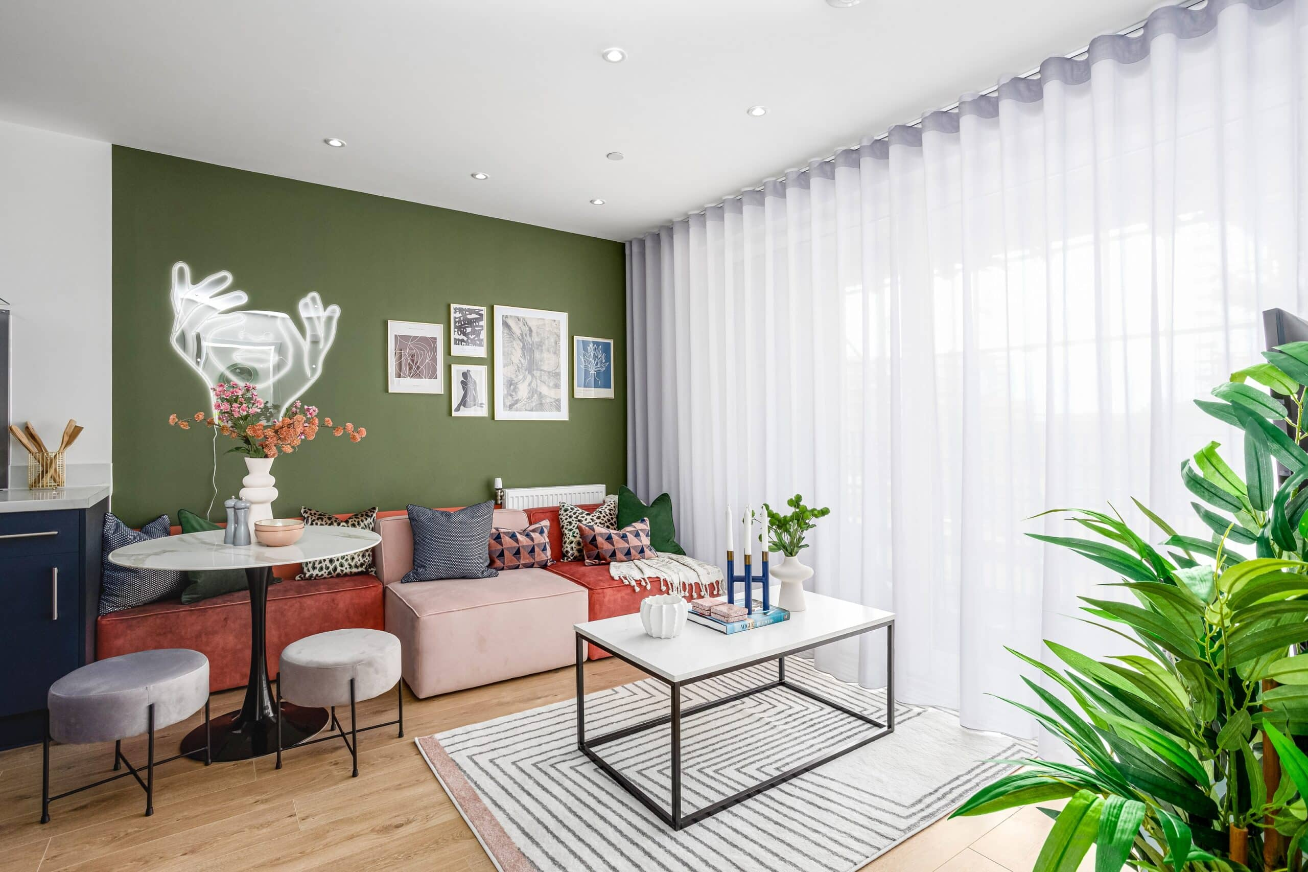 Internal photography of L&Q at Beam Park - Shared Ownership homes available on Share to Buy