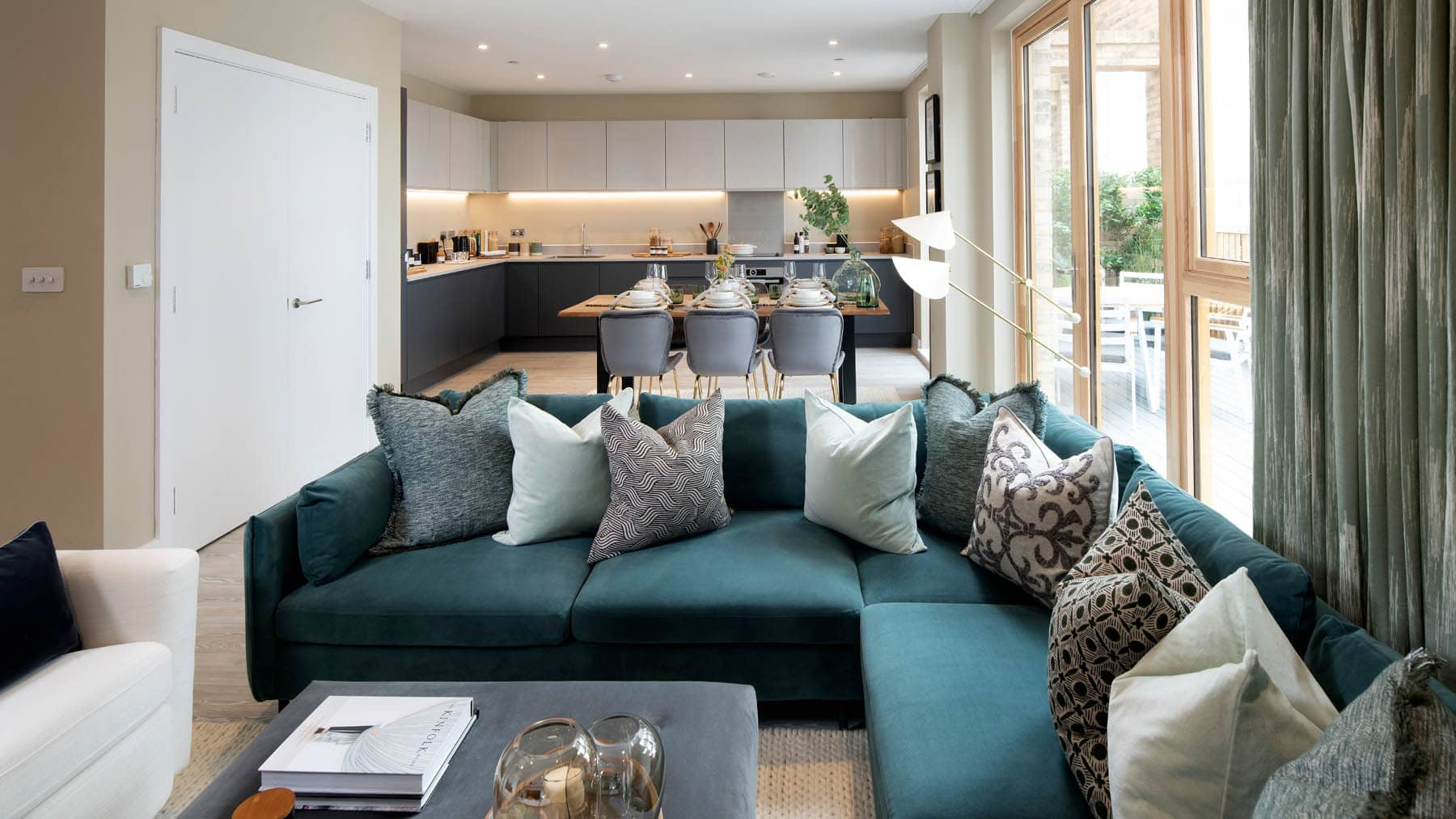 Internal photography of Peabody's Southmere - Help to Buy homes available on Share to Buy